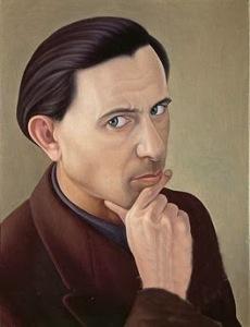 Cagnaccio di San Pietro_self-portrait cropped.
