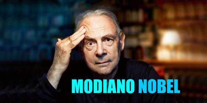 Premio Nobel a Patrick Modiano