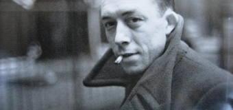 ALBERT CAMUS (1957)