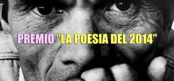 """Finalisti Premio """"La Poesia del 2014"""""""