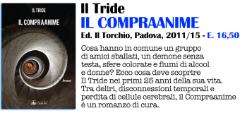 IL COMPRAANIME – Romanzo