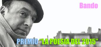 """Bando – """"La Poesia del 2015"""""""